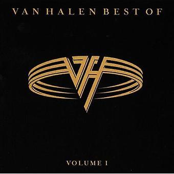 Van Halen - Vol. 1-melhor de importação EUA Van Halen [CD]