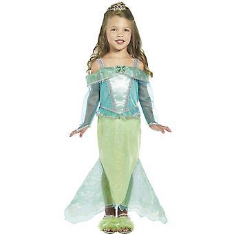 Meerjungfraukostüm Kinder Meerjungfrau Kostüm