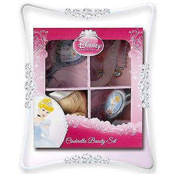 Beauty Set Cinderella Original Disney 7-teilig Prinzessin Set