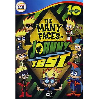 Many Faces of Johnny Test [DVD] USA import