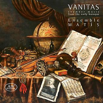 Schutz / Ensemble Matis - Chamber Music From the Early Baroque [SACD] USA import