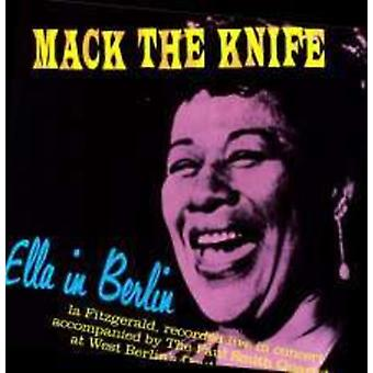 Ella Fitzgerald - Mack the Knife: Ella [Vinyl] USA import
