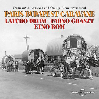 Drom/Graszt/Rom - Paris Budapest Caravane [CD] USA import