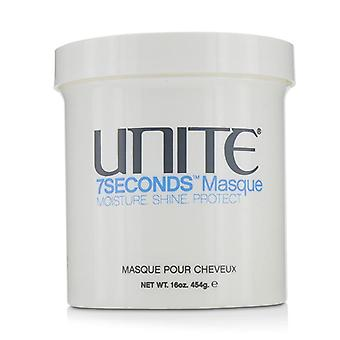 Unite 7seconds Masque (moisture Shine Protect) - 454g/16oz