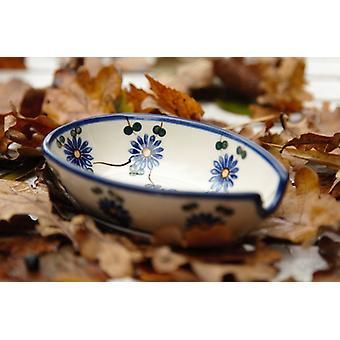 Skeen, 12,5 x 8,5 cm, tradition 8, Upper Lusatia keramik - BSN 4860