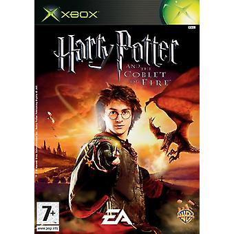 Harry Potter and the Goblet of Fire (Xbox) - New