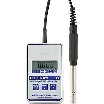 Multi tester Greisinger GLF 100RW Conductivity, Temperature 0.000 - 100.0 µS Calibrated to Manufacturers standards (no certificate)