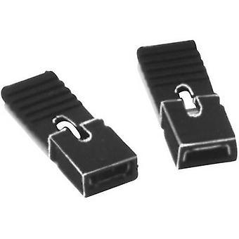 W & P tuotteet 351-301-10-00 lyhentämällä jumpperi kosketin väli: 2 mm nastat per rivi: 2 sisältö: 1 kpl/s