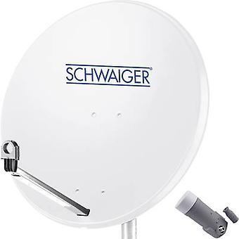 Schwaiger SPI9960SET1 SAT system w/o receiver Number of participants 1