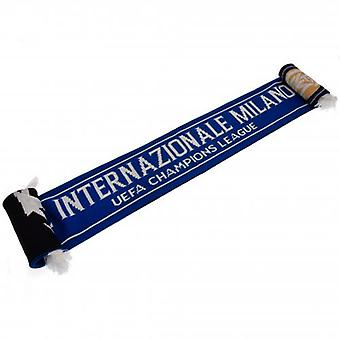 Inter Milan Champions League Scarf