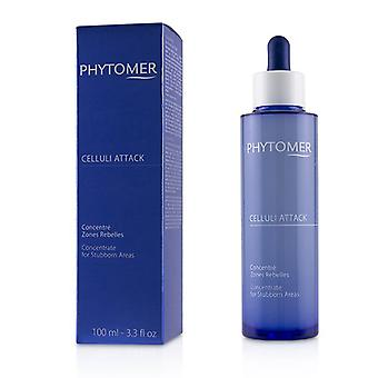 Phytomer Celluli Attack Concentrate For Stubborn Areas - 100ml/3.3oz