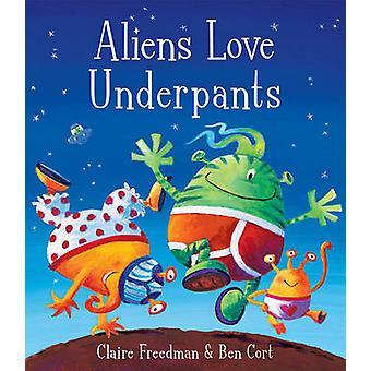 Cudzoziemców miłości majtki! przez Claire Freedman - Ben Cort - 9781416917052