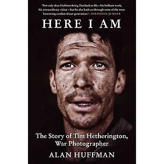 وأنا هنا--قصة تيم هيثرنجتون-مصور الحرب (الرئيسية) التي