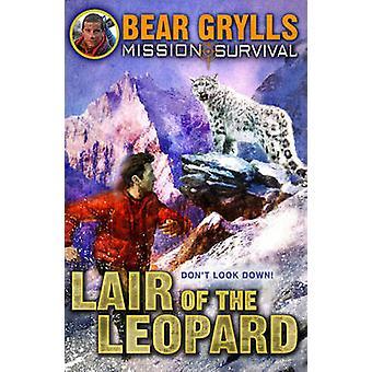 Missie van Survival 8 - Lair van de Leopard door Bear Grylls - 978184941838