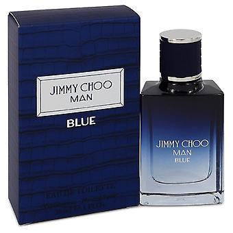 Jimmy Choo Man blauw Eau de Toilette 30ml EDT Spray