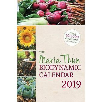 Maria Thun biodynamisk kalender - 2019-2019 af Maria Thun Biod
