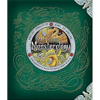 Monsterology: The Complete Book av monstruösa bestar (Ologies)