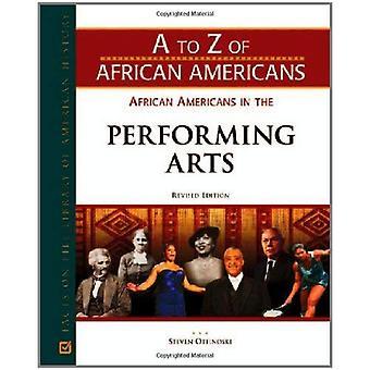 Afroamerikaner inom scenkonsten