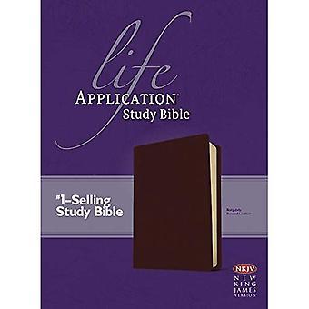 Leben Anwendung Studienbibel: New King James Version (NKJV)