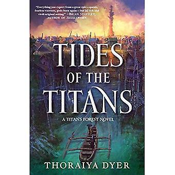 Tides of the Titans: Titan's Forest roman (Titans skog)
