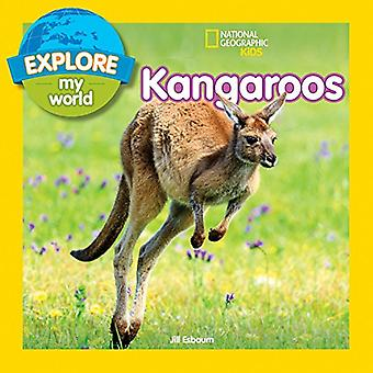 Utforska min värld: Kängurur (utforska min värld) (utforska min värld)