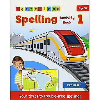 Spelling Activity Book 1 (Spelling Activity Books 1-4)