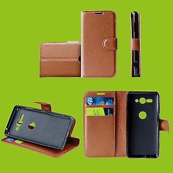 For Samsung Galaxy S10 plus G975F 6.4 inch Pocket wallet Leather Brown Schutz sleeve case cover pouch new accessories