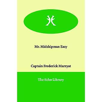 Mr Midshipman lätt av Marryat & Frederick