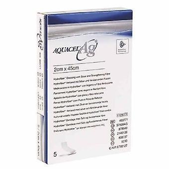 AQUACEL AG DRESSING 2X45CM S7509AG 5