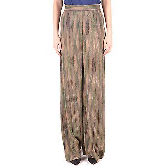 Missoni Ezbc091018 Women's Multicolor Viscose Pants