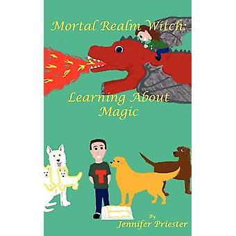 Mortal Realm Witch Learning about Magic by Priester & Jennifer