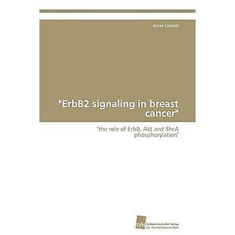 ErbB2 signalering i bröstcancer av Cicenas Jonas