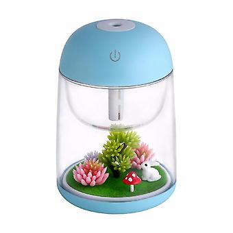 Humidifier Miniature Landscape-Blue