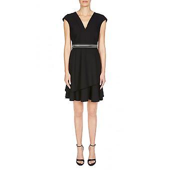 Oui 56771 Oui Dress With Belt