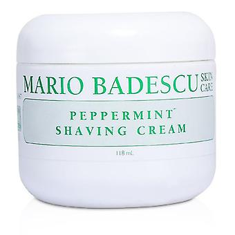 Mario Badescu Peppermint Shaving Cream - 118ml/4oz