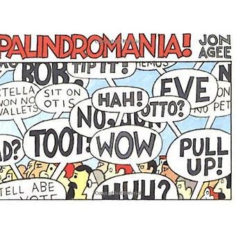 Palindromania! by Jon Agee - Jon Agee - 9780374400255 Book