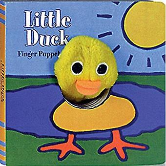 Little Duck - Finger Puppet Book by Chronicle Books - Staff Imagebooks