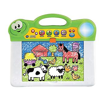 Vtech DigiArt Colour by Lights Interactive White Board