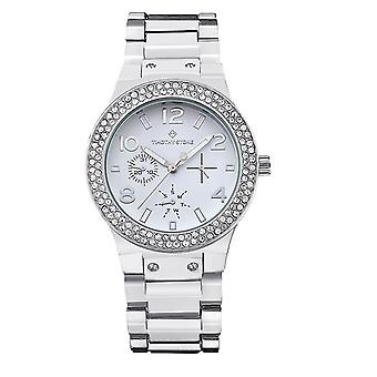 Montre de Timothy Stone femmes FA ON-STAINLESS Silver-Tone