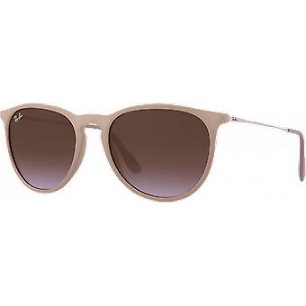 Ray-Ban Erika Rubber Sand Brown Degraded