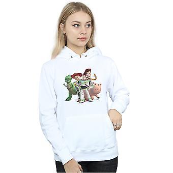 Disney Women ' s Toy Story 4 grupp hoodie