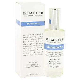 Demeter Mountain Air genom Demeter Cologne spray 4 oz (damer) V728-518322