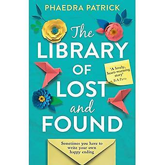 De bibliotheek van verloren en gevonden