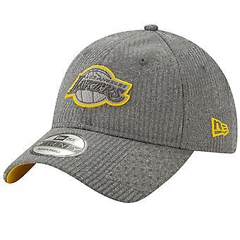 New Era 9Twenty Adjustable Cap - TRAINING Los Angeles Lakers