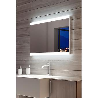 Coral Double Edge LED Bathroom Mirror with Sensor & Shaver k1115h
