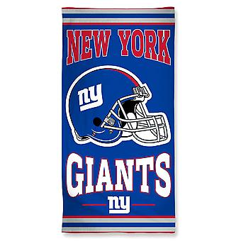 Wincraft NFL New York Giants stranden håndkle 150x75cm