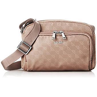 Joop! 4140003884 Brown Women's shoulder bag (Brown (milky 710)) 5x14x20 cm (B x H x T)