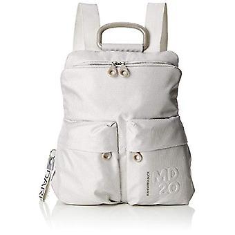 Mandarin Duck Md20 Lux Silver/Silver strap bag 10x21x28.5 cm (B x H x T)