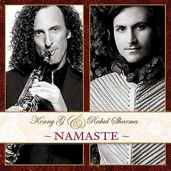 Kenny G & Rahul Sharma - Namaste [CD] USA import