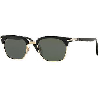 Persol 3199S Black/Golden Green